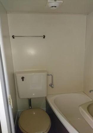 浴室シール打ち直し3